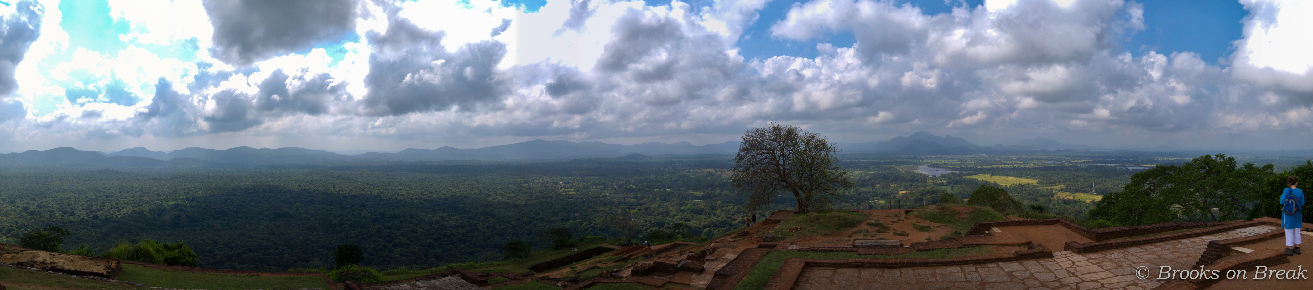 Sigiriya is a towering rock fortress and former palace in north central Sri Lanka that was built over 1500 years ago. The entire complex was built by King […]